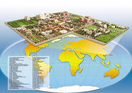 University Of Oregon Campus Map by Campus Map Ncku National Cheng Kung University News Center