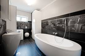 26 black and white bathroom tubs ideas bathroom designs 1069