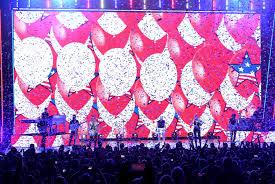 Ak Chin Pavilion Seating Map Concert Review Dixie At Ak Chin Pavilion Phoenix New Times