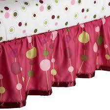 Lambs And Ivy Mini Crib Bedding by Amazon Com Lambs U0026 Ivy Raspberry Swirl 5 Piece Bedding Set