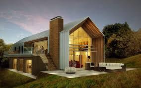 contemporary barn berkshire super green architecture