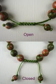 diy bracelet stones images Rj design hut tutorial how to make a chinese jade stone bracelet jpg