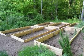 build raised garden bed slope the garden inspirations