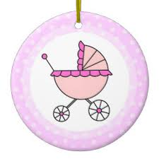 baby carriage ornaments keepsake ornaments zazzle