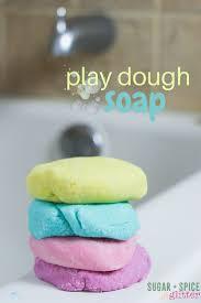 bath time play dough play dough sensory play and bath