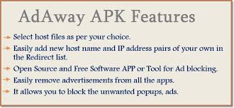 adsaway apk adaway apk the version for android