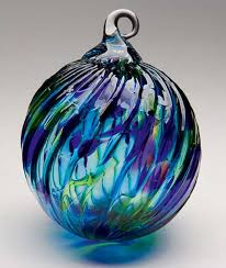 glass eye s skilled artisans make each ornament using ancient