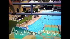 aqua magic benidorm youtube