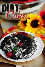 dirt cake iowa eats