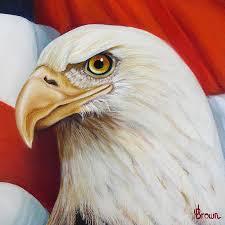 Eagle American Flag Eagle American Flag Paintings Page 8 Of 9 Fine Art America