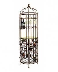 metal floor standing wine racks foter