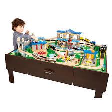 imaginarium classic train table with roundhouse imaginarium classic train table imaginarium city central train table