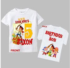 jake and the neverland pirates shirt jake birthday boy shirt