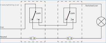 two way switch wiring diagram for two lights crayonbox co