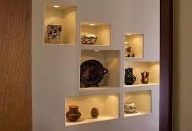 Winsome Design Wall Niche Decor Also Interesting Ideas Sensational