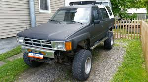 toyota 4runner lifted for sale 1st generation 86 toyota 4runner 4x4 4cyl 5 speed