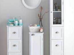 white bathroom cabinets free standing inch white modern bathroom