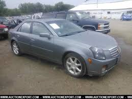 cadillac cts used cars for sale used 2004 cadillac cts sedan car for sale at auctionexport