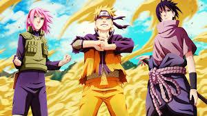 naruto sakura sasuke team 7 wallpaper hd 9330 wallpaper high