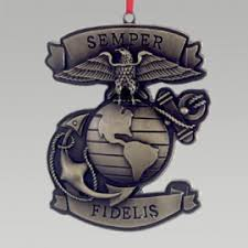 official usmc ornaments