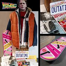 marty mcfly costume marty mcfly costume back to the future comicon puffer