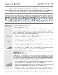 Resume Samples General Manager by Housekeeping Manager Resume Sample Free Resume Example And