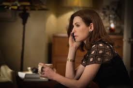 goodwife hair styles review the good wife the deconstruction bye kalinda
