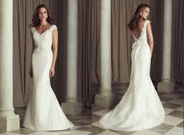 backless wedding dress lstore