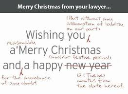 christmas card from your lawyer u2026 lawyer legal humor and