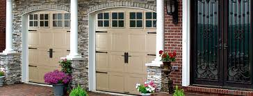 carriage house doors standard value stamped steel ideal garage doors