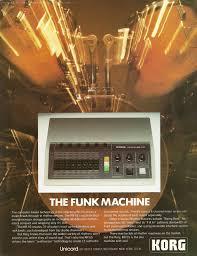 retro synth ads korg kr 55 rhythm machine contemporary keyboard 1981