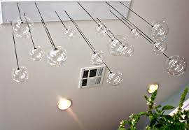 Diy Glass Bubble Chandelier Diy Project Hanging Glass Globe Display U2013 Design Sponge