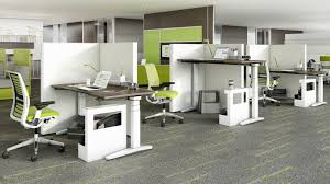 Adjustable Height Office Desk by Ology Height Adjustable Desk U0026 Table Steelcase