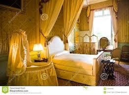 Luxury Bedroom Old Cot In Luxury Bedroom Stock Photos Image 13043043