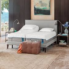 Ergo Bed Frame Tempur Pedic Cloud Prima Split King Mattress And Tempur Ergo