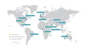 Where Is Paris In World Map by Locations Oceaneering Oceaneering