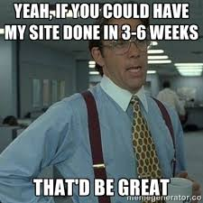 Meme Website - 5 memes every web designer can relate to hook agency