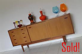 Vintage Teak Sideboard 25 Best Collection Of Retro Buffet Sideboard