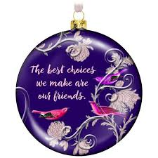 friends forever ornament keepsake ornaments hallmark