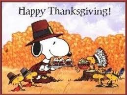 quotes thank you snoopy thanksgiving cards