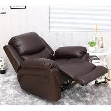 Motorised Recliner Armchairs Madison Electric Leather Automatic Recliner Armchair Sofa Home