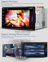 eincar online latest design full touch panel 6 2 inch car dvd