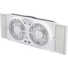 electrically reversible twin window fan best comfort 9 in twin window fan fw23 8hs do it best