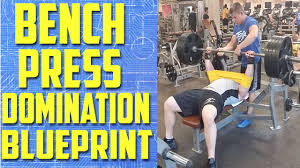 How To Increase Strength In Bench Press How To Increase Your Bench Press Without A Spotter House Of