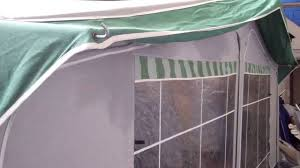 Isabella Caravan Awnings For Sale Used Isabella Buckingham Caravan Awning 935cm Sold By Canvaslove