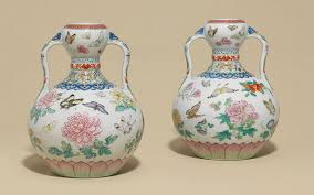 Decorate A Vase A Guide To The Symbolism Of Flowers On Chinese Ceramics Christie U0027s