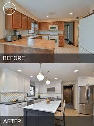 updated kitchens ideas best 25 before after kitchen ideas on updated kitchen