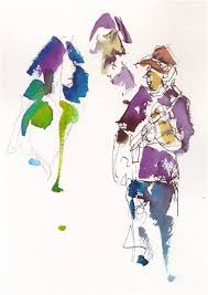 quick sketches with color value palette chris carter artist