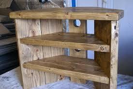 antique corner tv cabinet corner tv stands wood rustic corner stand antique pine colour solid