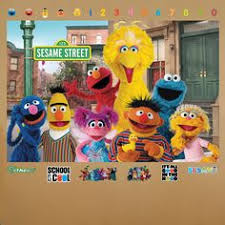 sesame street letter b letter of the day brain break